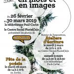Fête de la poésie - Printemps des poètes @ Jardin Anne de Bretagne | Tours | Centre-Val de Loire | France