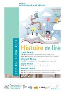 AMBOISE - Histoire de lire