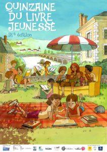 Amboise - Quinzaine du livre jeunesse @ Médiathèque Aimé Césaire | Amboise | Centre-Val de Loire | France