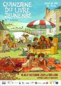 TOURS - Quinzaine du livre jeunesse @ Hôtel de ville | Tours | Centre-Val de Loire | France