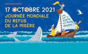 Tours - Journée du refus de la misère @ Place Neuve | Tours | Centre-Val de Loire | France